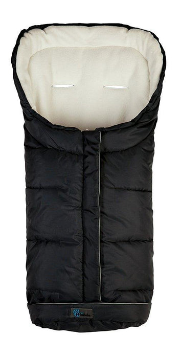 Altabebe Winter Footmuff Basic Line (Whitewash Black)