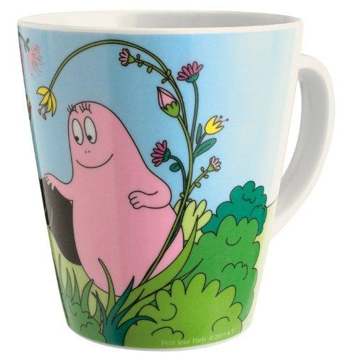 Barbapapa BA976D Large Mug with Plants Design