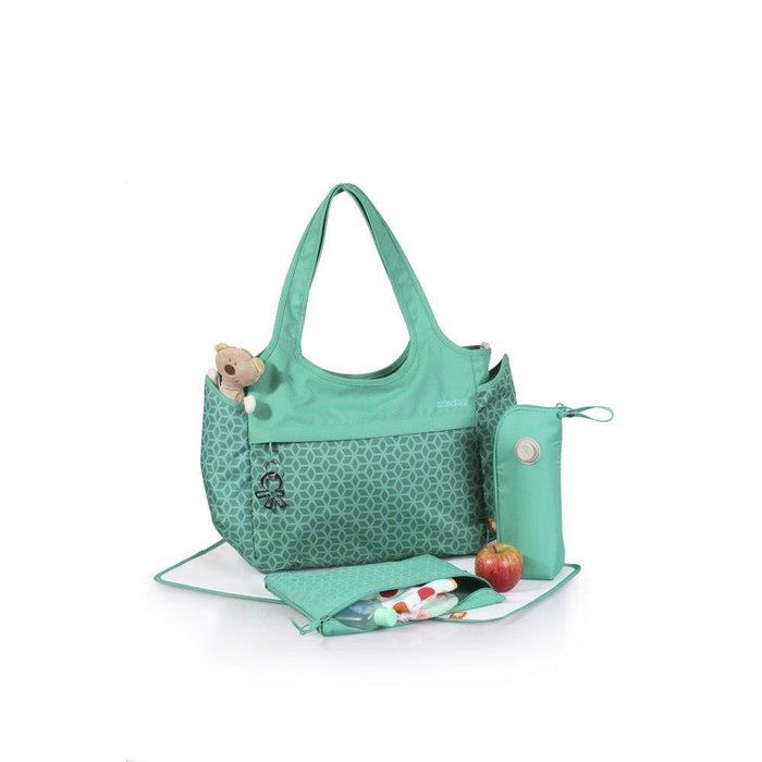okiedog Khanda Celeb Bag (Emerald Green)