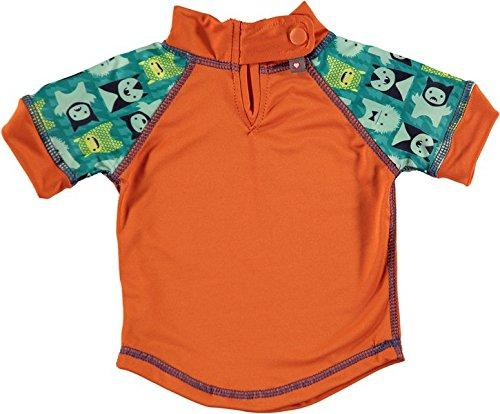 Pop In Rash vest (18 to 24 months, Large, Monster Herman)