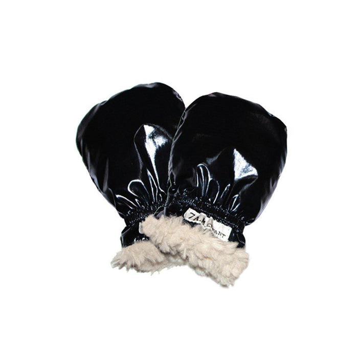 7AM Enfant Polar Mittens, Black, Medium