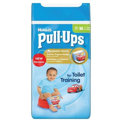 Huggies Medium Pull Ups Potty Training 14 Pants