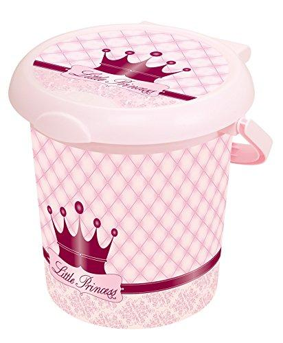 Rotho Babydesign Style Nappy Pail Little Princess