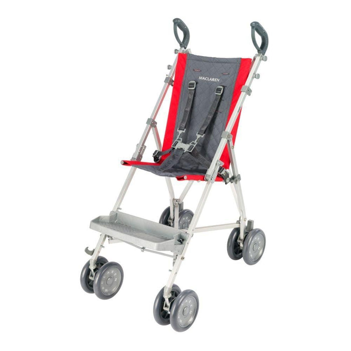 Maclaren Major Elite Buggy (Cardinal/Charcoal)