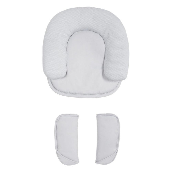 Maclaren Head Hugger and Shoulder Pads Set (Silver)