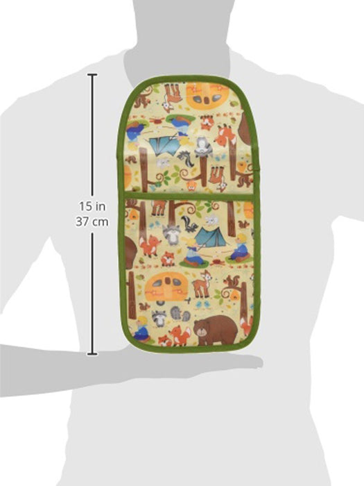 AM PM Kids! Diaper Clutch, Camping