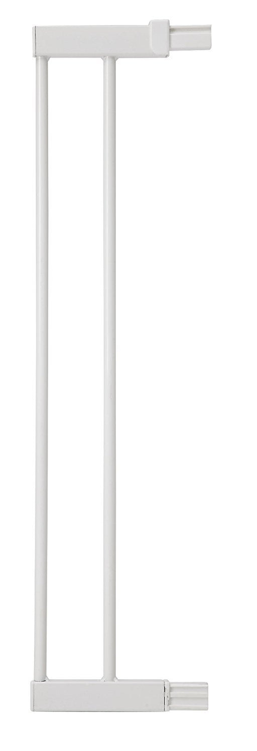 Safety 1st 14 cm Extensions for Pressure Fit Gates - White