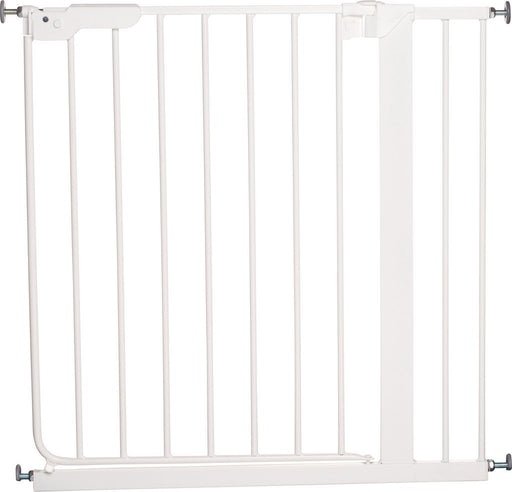 BabyDan Danamic True Pressure Fit Safety Gate (White)