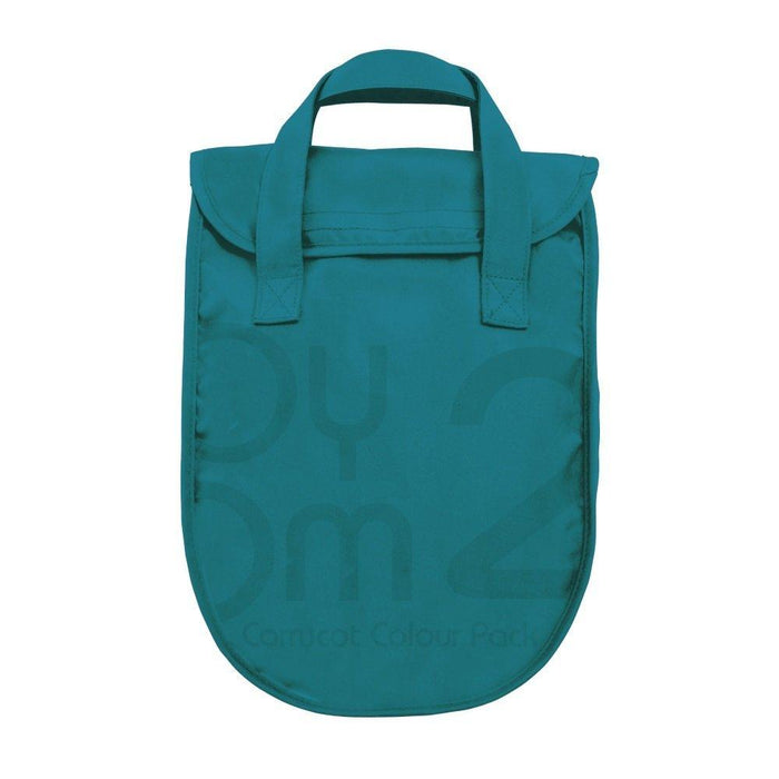 Oyster MaxGem Carrycot (Teal)