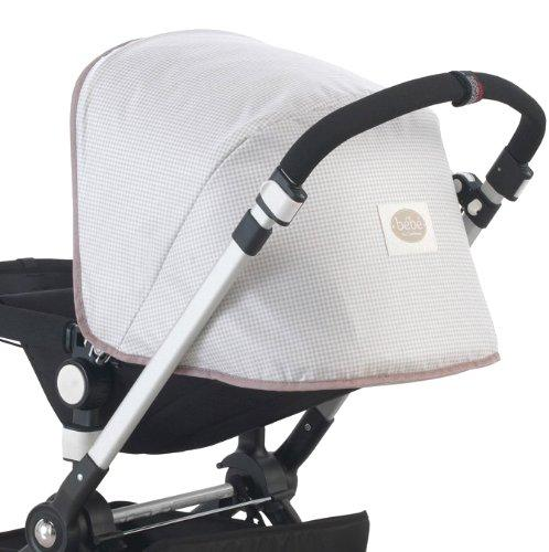 Cambrass Bugaboo C Hood Cover  Street (Sky Grey)