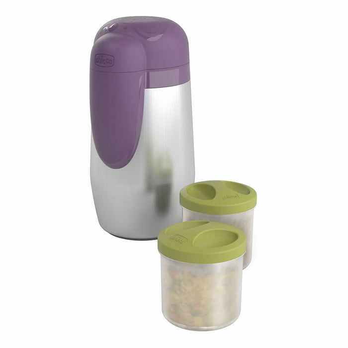 Chicco Baby Food Vacuum Food Flask - Stay Warm