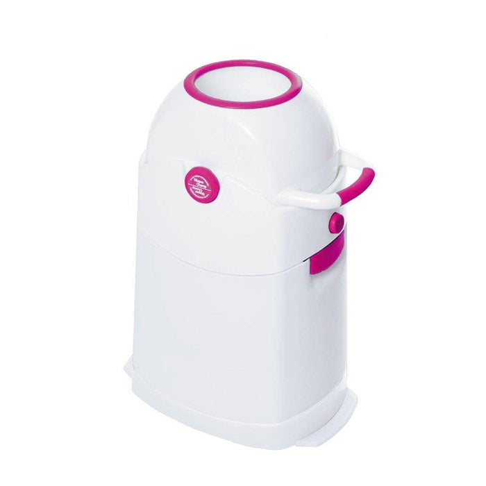 Vital Innovations Diaper Champ 04002-08 Nappy Bin Regular Without Cassette System Magenta