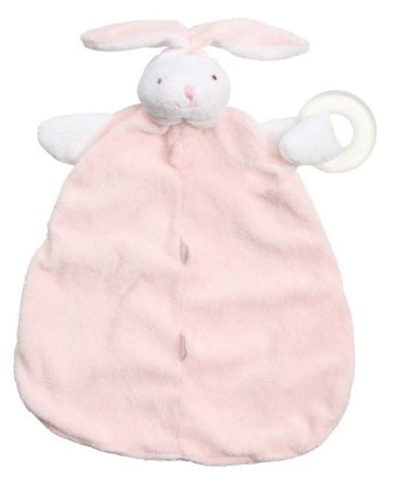 Angel Dear Blankie Teether Bunny (Pink)