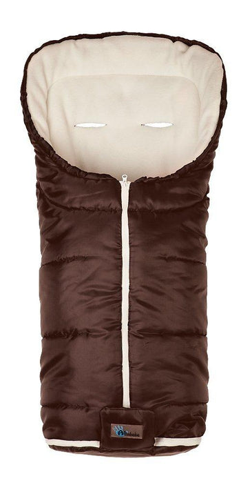 Altabebe Winter Footmuff  for  Strollers, Brown/Whitewash