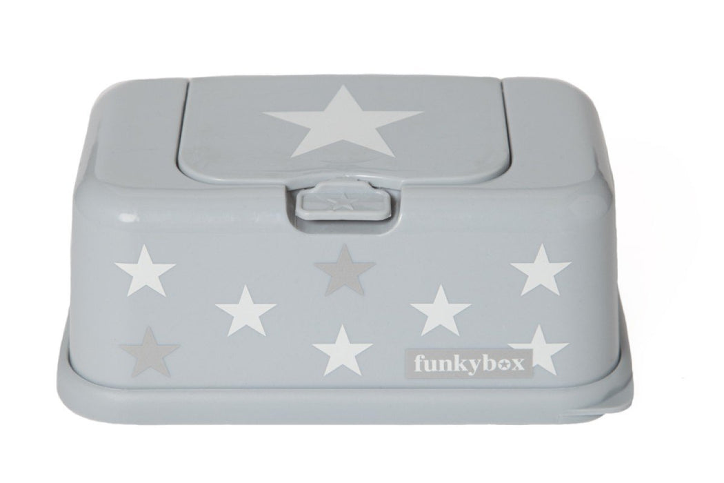 FunkyBox Grey Star - Silver