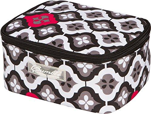 The Bumble Collection Elite Snack Bag, Royal Ruby Montage