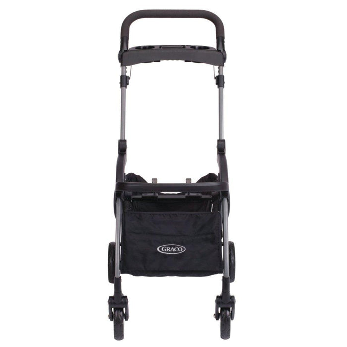 Graco Snugrider Elite Stroller and Car Seat Carrier, Black