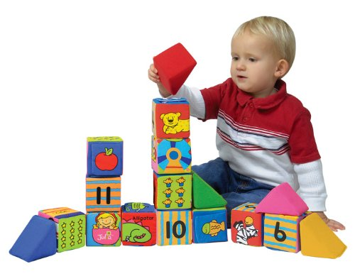 Ks Kids 10458 Block n Learn K's Kids KID-10458 Baby Products