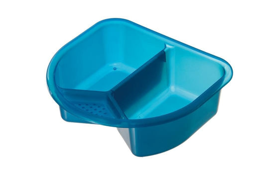 Rotho Babydesign Top and Tail Bowl (Translucent Blue)