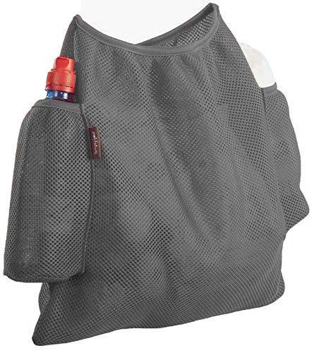 Simply Good Strollin' Mesh Bag (Grey)