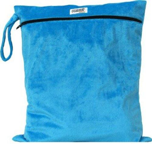 Piriuki Luxe Impermeable Transport Bag (Small, Blue)