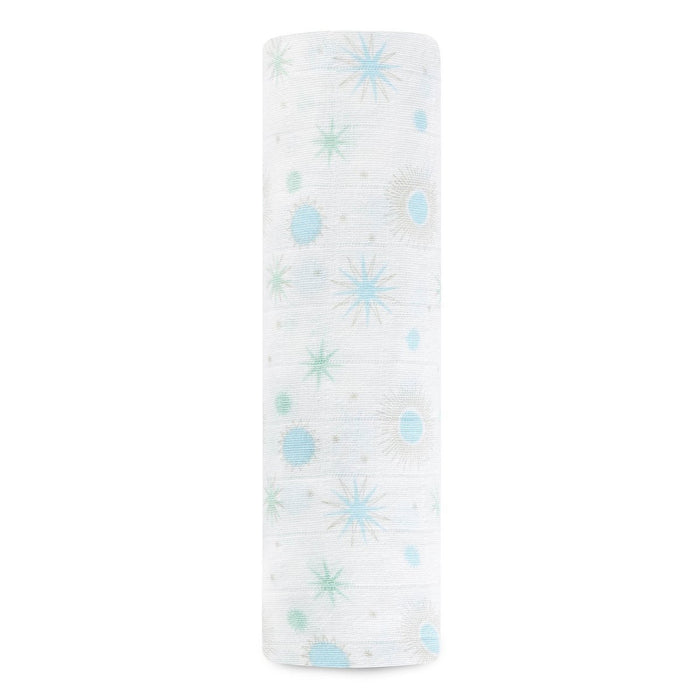 aden + anais Organic Swaddle (Cosmos, Single)