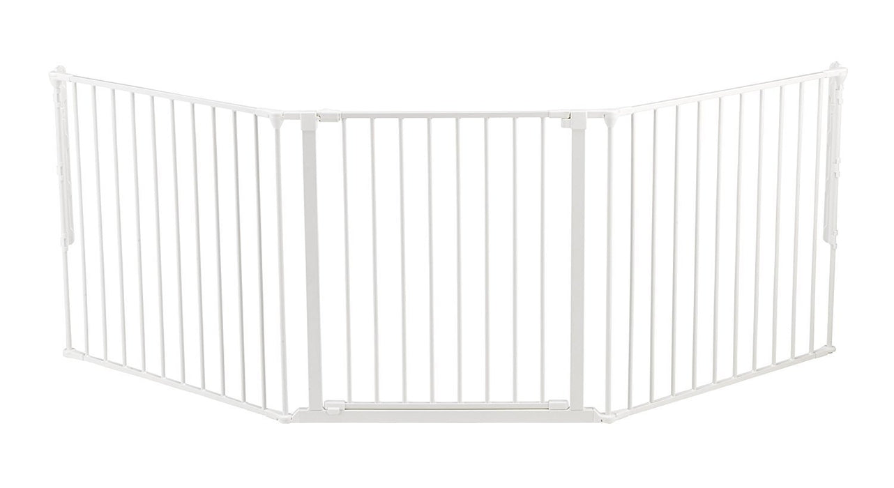 Baby Dan Flex – Safety gate, Size L, Colour White