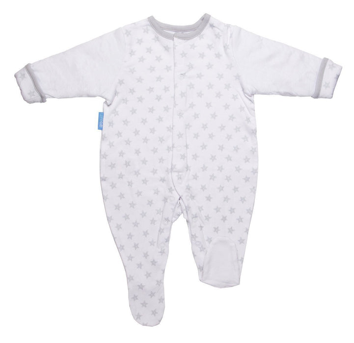 Gro Silver Star Suit (3 to 6 Months)