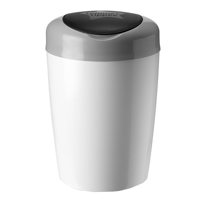 Tommee Tippee Simplee Sangenic Nappy Disposal Bin (Grey)