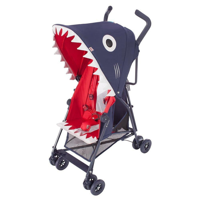 Maclaren Recline Seat Shark Buggy