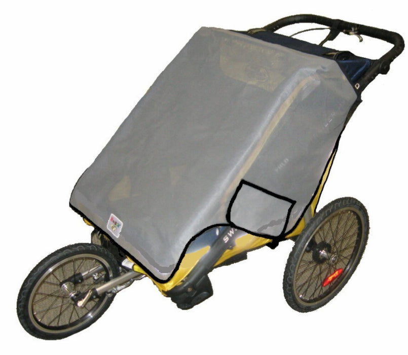 Sashas Sun, Wind and Insect Cover for Baby Jogger Switchback Jogger and Trailer Model