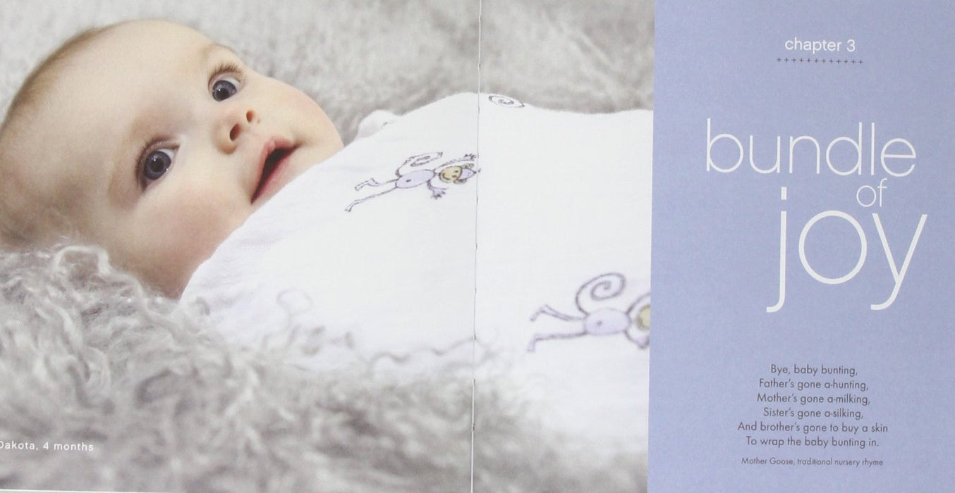 aden + anais Swaddle Love Book