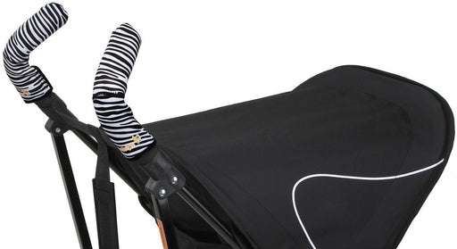 Citygrips Double Handle Bar Grips (Zebra)