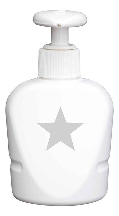 Bébé-jou 620437 Soap Dispenser for Silver Stars Design Thermal Bathtub