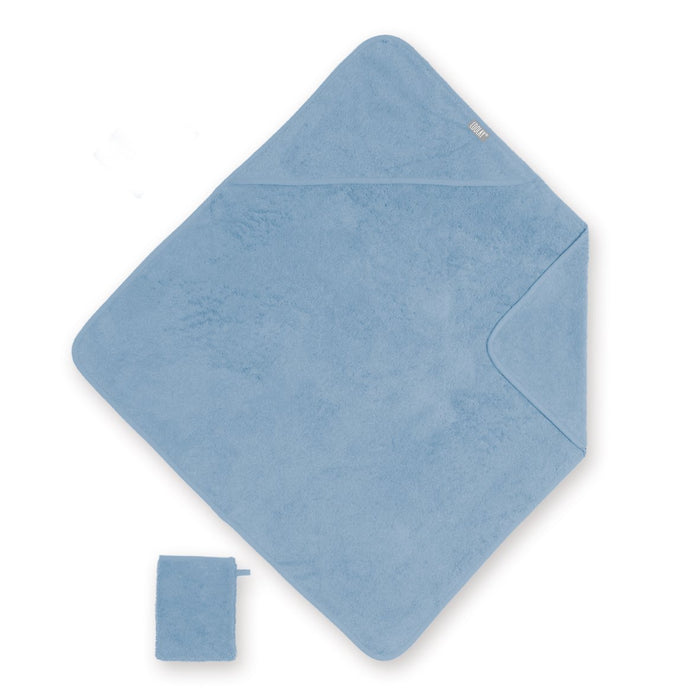 Bemini Bath Cape (75 x 75 cm, Coolay Blue 3)