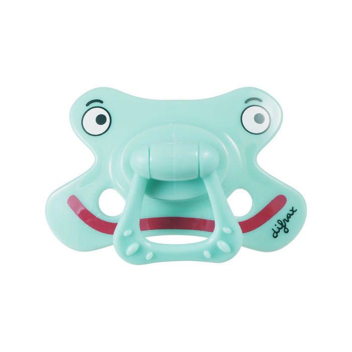 Difrax Dental Soother (6 Months and Above, Green)
