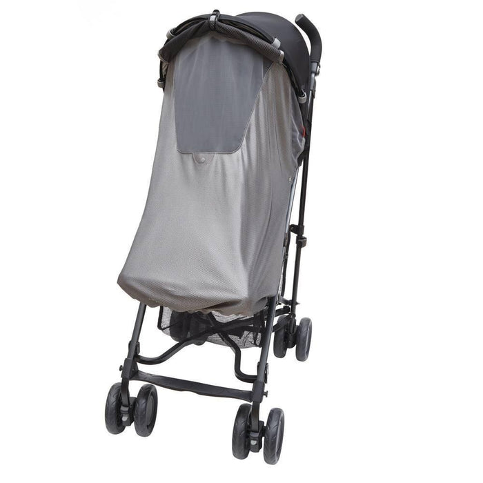 Skip Hop Stroll and Go Sun and Sleep Shade (Silver)
