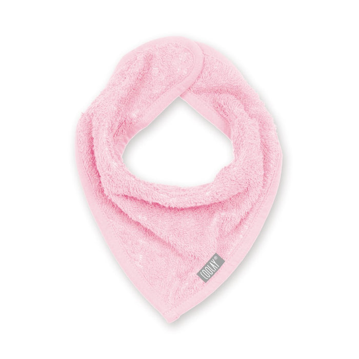 Bemini Bandana Bib (25 cm Coolay Rose 4)
