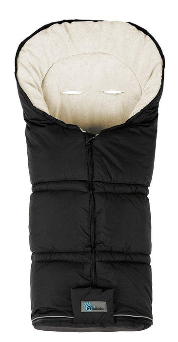 Altabebe Non Slip Winter Footmuff Clima Guard Line (Whitewash Black)