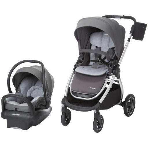 Maxi-Cosi Adorra Travel System with Mico Max 30 Infant Car Seat, Loyal Grey