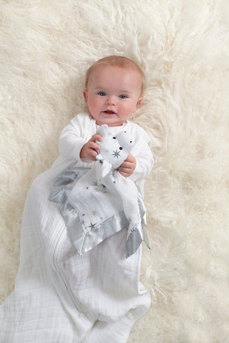 aden + anais Security Blanket (Twinkle Stars/Cow)