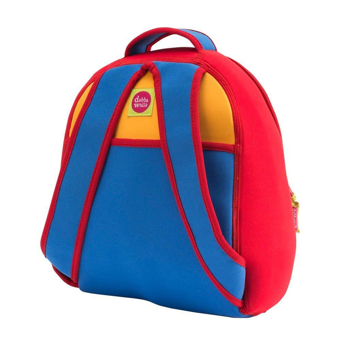 Dabbawalla Bags Preschool Toddler Backpack, Miss Mouse