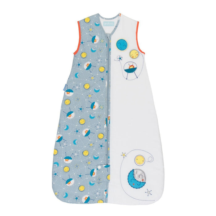 Grobag to the Moon Baby Sleep Bag (18 to 36 Months, 2.5 tog)