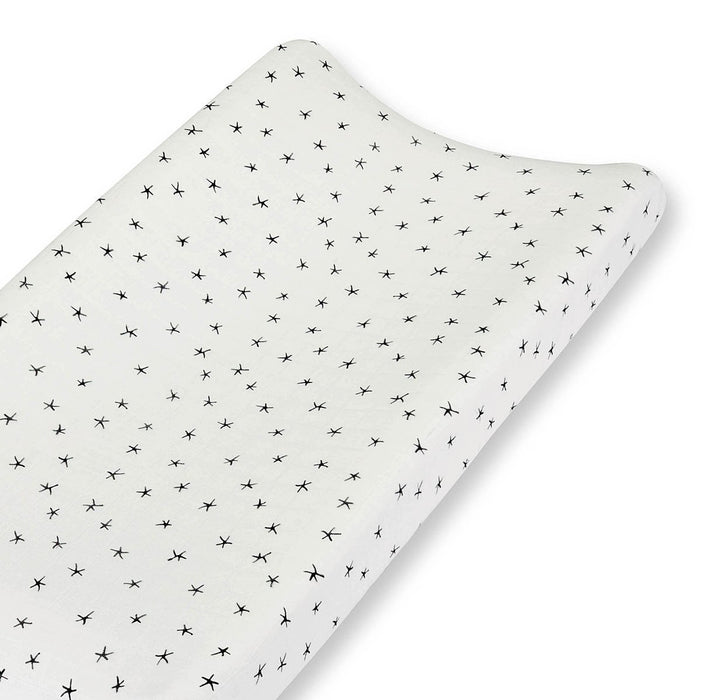 aden + anais Silky Soft Changing Mat Cover (Midnight)