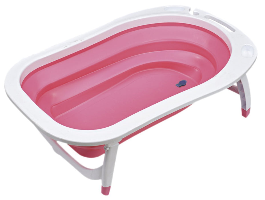 Asalvo Folding Baby Bath Medium Pink