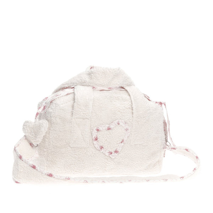 Therese Accessoires Teddy Rosina Diaper Bag (50 x 36 cm)
