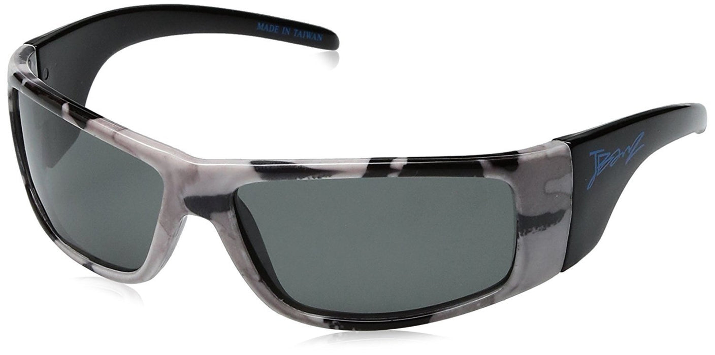 BanZ Sunglasses for Juniors (6 to 10 Years, Camo Grey)