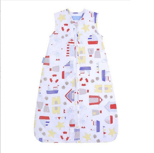 AAA2821 Sandcastle Bay Travel GroBag Sleeping Bag-Multicoloured, 18-36 Months)