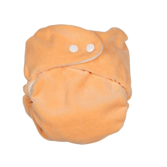 P'tits Dessous So Bamboo Nappy with Peach White Insert