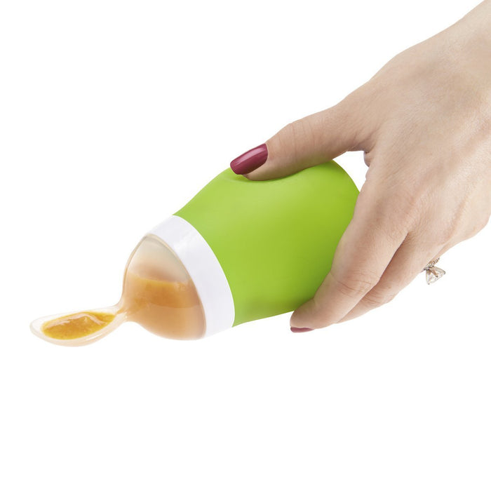Munchkin Squeeze Silicone Baby Food Dispensing Spoon